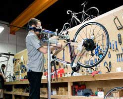Bicycle Service - Western Bikeworks - Portland OR