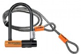 Kryptonite Evolution Mini-7 U-Lock with Cable