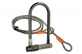 Kryptonite Kryptolok Series 2 STD U-Lock with Cable
