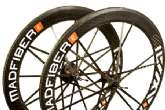Mad Fiber 2012 Road Tubular Wheelset