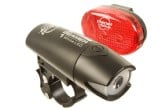 Planet Bike Beamer 1 LED and BRT-3 Set