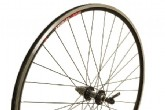 Handspun Quality Wheels Shimano 105/DT Swiss R450 Rear Clincher Wheel