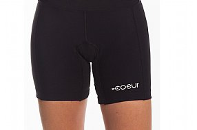 Coeur Sports Womens Little Black Tri Short