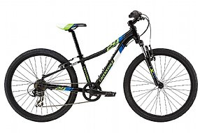 Cannondale 2017 Boys Trail 24 Inch 7 Speed Bike