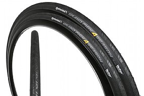 Continental Grand Prix 4-Season - Special Edition Black (Pair)