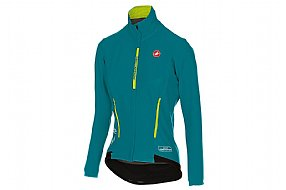 Castelli Womens Perfetto Long Sleeve Rain Jersey (Clearance)