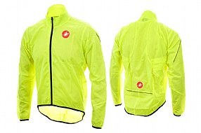 Castelli Mens Squadra Long Jacket