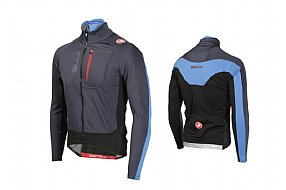 Castelli  Mens Trasparente 3 Long Sleeve Wind Jersey