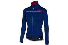 Castelli Womens Potenza Long Sleeve Fleece Jersey