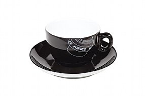 Chris King Cappuccino Cup and Saucer Set