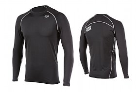 Fox Mens Frequency Long Sleeve Base Layer
