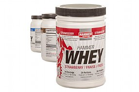 Hammer Nutrition Whey Protein Powder (24 Servings)
