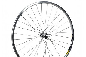 Handspun Quality Wheels Ultegra 6800/Mavic Open Pro Front Clincher Wheel