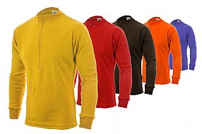 Kucharik Long Sleeve Wool Jersey