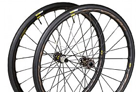 Mavic Ksyrium Pro Allroad Disc Clincher Wheel System