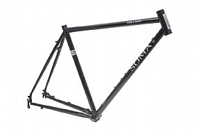 Soma Fabrications  Double Cross Disc Frame and Fork