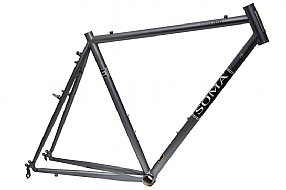 Soma Fabrications Double Cross Frame and Fork