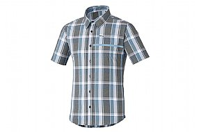Shimano Mens Transit SS Button Down Shirt