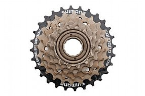 Shimano MF-TZ20 6-Speed Freewheel