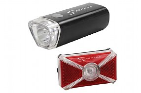 Serfas CP-N3 150 Lumen Headlight/Tail Light Combo