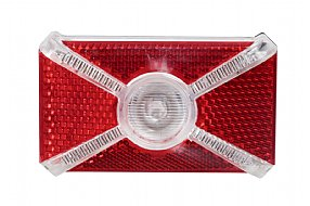 Serfas UTL-STP 9-LED Cross Pattern Tail Light