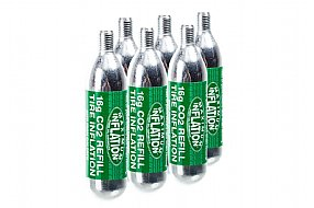 WesternBikeworks 16g Threaded CO2 Cartridge (6-Pack)