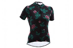 Twin Six Womens Speedy Rose Canyon Short Sleeve Jersey