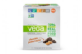 Vega Protein + Snack Bar (Box of 12)