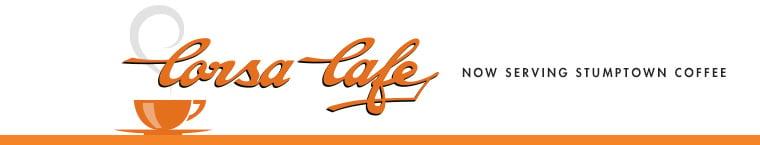 Corsa Cafe Header