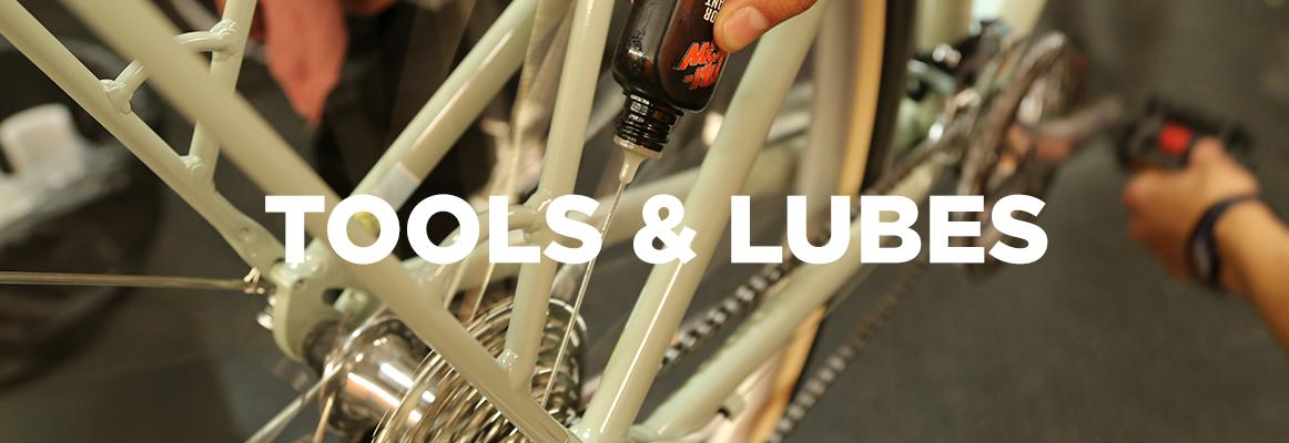 Bicycle Tools and Lubricants