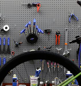 Bicycle Shop Tools