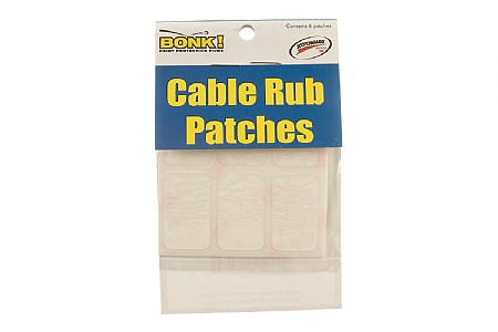 Bonk! Cable Rub Patches