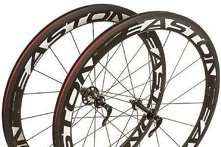 Easton EC90 Aero Clincher Wheelset
