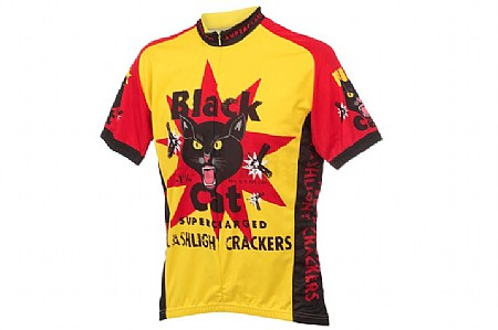 Black Cat Fireworks Jersey
