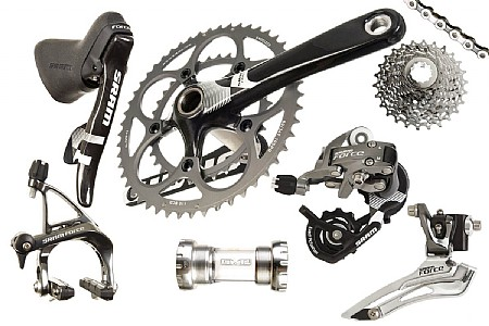 SRAM 2010 Force Group Set