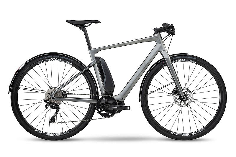 2019 BMC Alpenchallenge AMP City ONE E-Bike