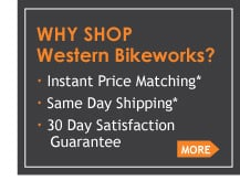 Why Shop at Western Bikeworks