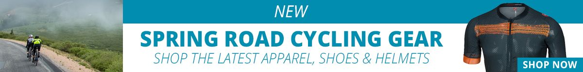 New Spring Road Cycling Gear