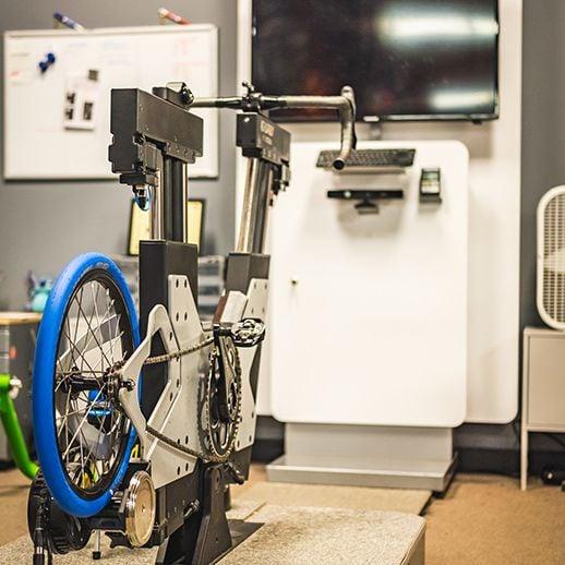 Our GURU Professional Bike Fit System - WesternBikeworks 795