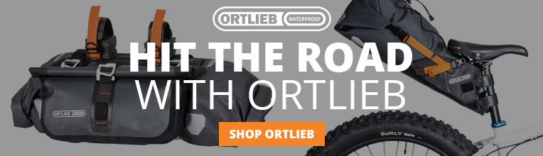 Hit the Road with Ortlieb