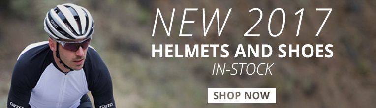 New 2017 Helmets & Shoes In Stock